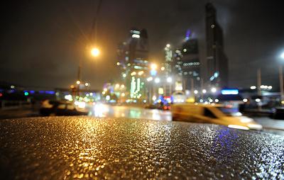 Погода в Москве 5 декабря объявлена потенциально опасной из-за гололедицы