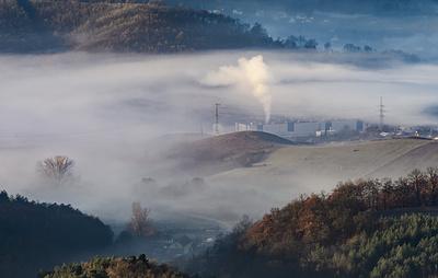 Загрязнение воздуха может быть причиной развития аутизма у детей
