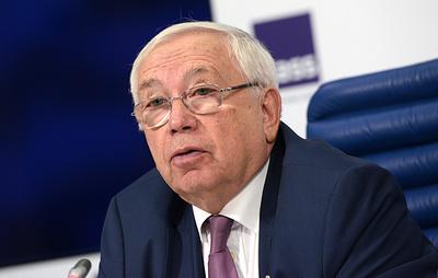Лукин: ПКР может быть восстановлен в МПК в течение нескольких недель