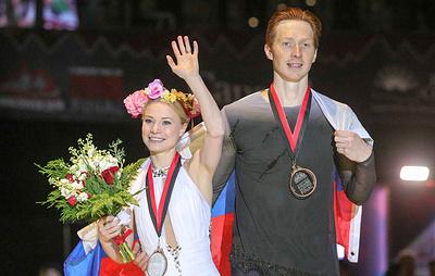 Фигуристы Тарасова и Морозов будут работать над ошибками, допущенными в финале Гран-при