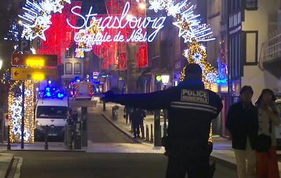 Хронология террористических атак во Франции с 2012 года