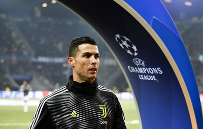 Определились все участники плей-офф футбольной Лиги чемпионов