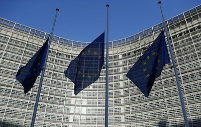 Bloomberg: ЕС не планирует санкций против России в связи с ситуацией в Керченском проливе