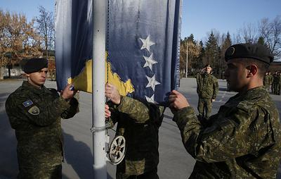 Парламент в Приштине принял решение о создании армии непризнанного Косова