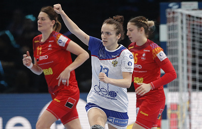 Женская сборная России впервые за 12 лет вышла в финал чемпионата Европы по гандболу