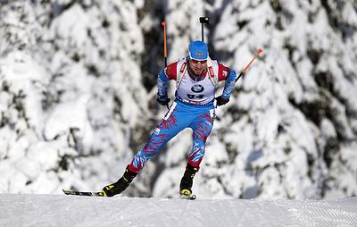 Биатлонист Логинов заявил, что ему удалось абстрагироваться от допингового разбирательства