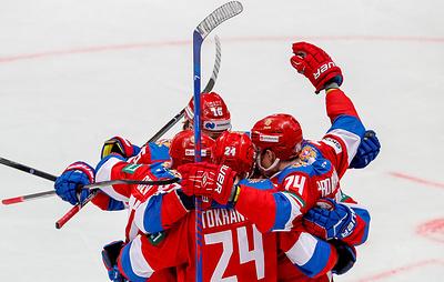 Третьяк: хоккеисты сборной России с удовольствием играли в матче с чехами