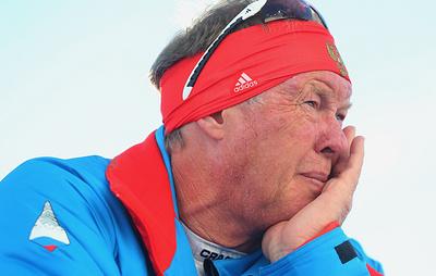 Тренер по биатлону Пихлер даст пресс-конференцию по теме заявлений Родченкова
