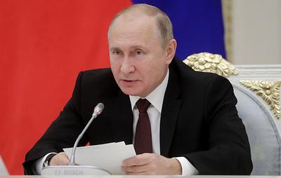 Путин поздравил народного артиста России Юрия Николаева с 70-летием