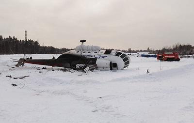 Источник: три человека пострадали при жесткой посадке вертолета в Томской области