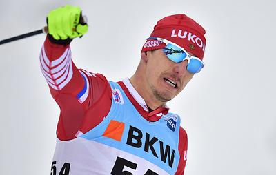 Вице-президент ФЛГР: отстранение от соревнований не повлияло на лыжника Белова