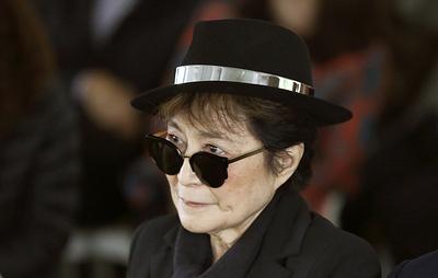 Йоко Оно приедет на открытие своей выставки в Москве в октябре 2019 года