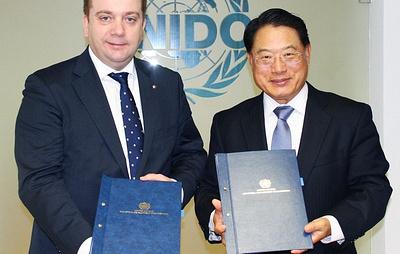 Фонд Росконгресс и ЮНИДО договорились расширить сотрудничество