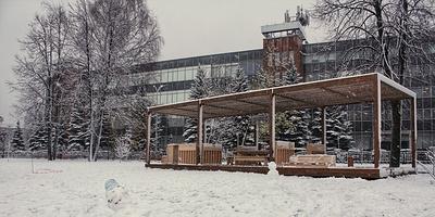 """Парк, который построили все. Как """"Открытый сад"""" в Ижевске стал образцом благоустройства"""