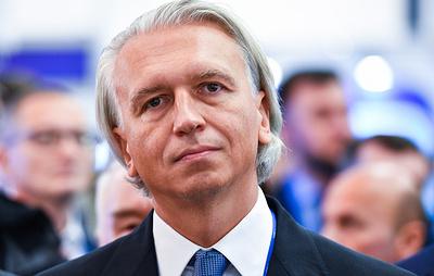 Кандидат в президенты РФС Дюков считает свой опыт достаточным для руководства организацией