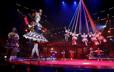"""В Монако открылся цирковой конкурс. Более 150 артистов сразятся за """"Золотого клоуна"""""""