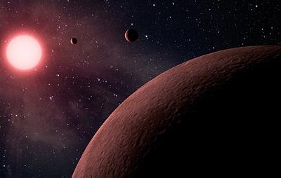"""Российские специалисты предложили отправить к Марсу новую версию аппарата """"Фобос-Грунт"""""""