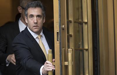 Офис спецпрокурора Мюллера опроверг статью BuzzFeed о лжи Майкла Коэна Конгрессу