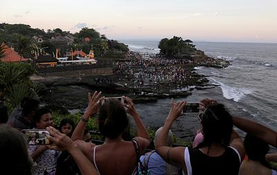 СМИ: на Бали введут налог для туристов в $10