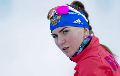 Российская биатлонистка Сливко выиграла спринт на этапе Кубка IBU в Германии