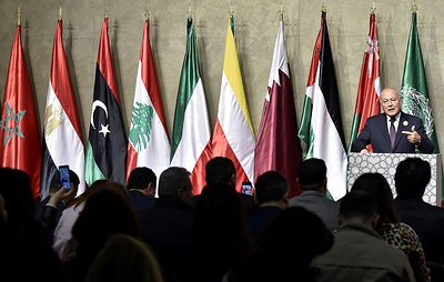 Арабские страны на саммите в Ливане предложили шаги по обеспечению благополучия