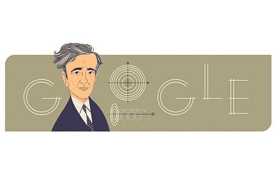 Google выпустила дудл в честь 111-летия физика Льва Ландау
