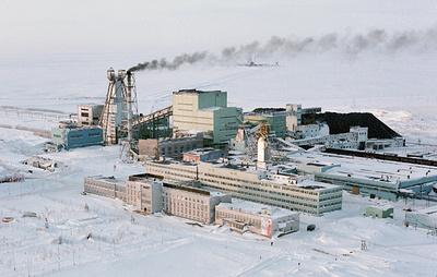 """Обрушение горной породы произошло на шахте """"Воркутауголь"""""""