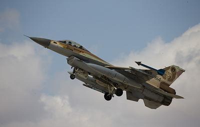 Израильская авиация нанесла удары по позициям ХАМАС в секторе Газа