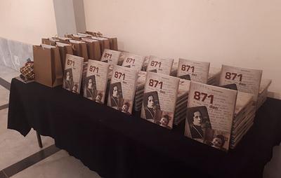 Книгу о блокаде Ленинграда представили в Хорватии