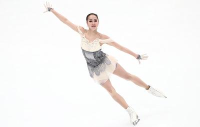 Загитова вступает в борьбу за второе золото чемпионата Европы по фигурному катанию