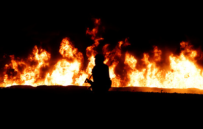 Число жертв взрыва и пожара на трубопроводе в Мексике возросло до 96