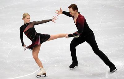 Фигуристы Тарасова и Морозов идут вторыми после короткой программы на чемпионате Европы