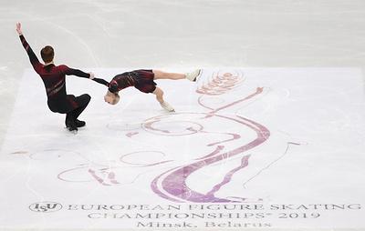 Тарасова и Морозов сохраняют шансы на победу. Итог короткой программы спортивных пар на ЧЕ