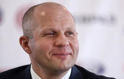 Тренер Емельяненко считает, что бой его подопечного с Бейдером завершится досрочно