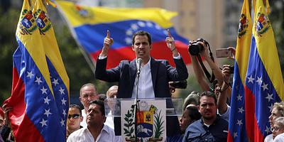 Мадуро против Гуайдо. Что происходит в Венесуэле?