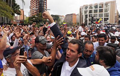 Как менялась власть в Венесуэле в 1830-2019 годах