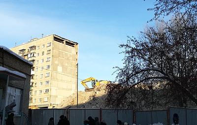 Экспертиза пострадавшего от взрыва газа дома в Магнитогорске завершится до середины марта