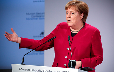 Меркель заявила о необходимости согласования санкций против России