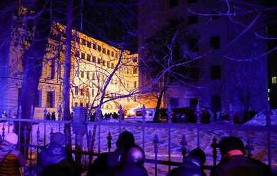 Погибших при обрушении перекрытий в здании университета в Санкт-Петербурге нет