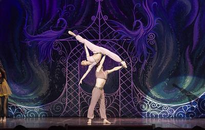 """""""Русский балетный театр"""" покажет свои классические постановки в Германии"""