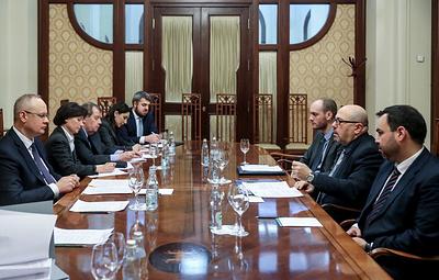 Россия и Израиль обсудили проведение совместных мероприятий в рамках ПМЭФ-2019