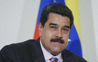 Мадуро поблагодарил Путина за предоставленные Венесуэле лекарства