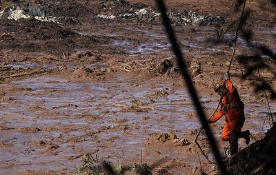 СМИ: число погибших в результате прорыва дамбы в Бразилии возросло до 176