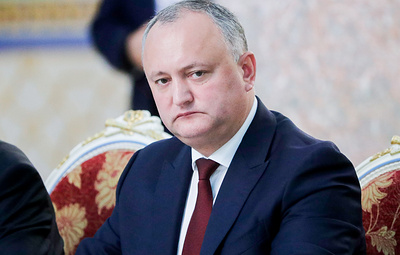 Президент Молдавии получил анонимное письмо о готовящемся покушении