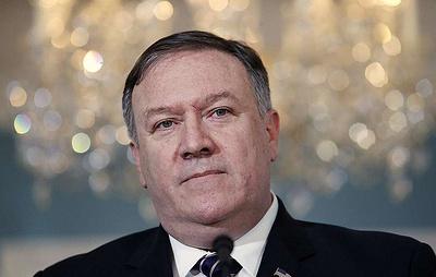 Помпео: США нацелены на смену власти не только в Венесуэле, но и в Никарагуа и на Кубе