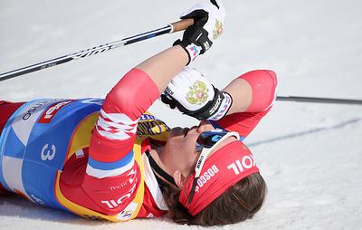 Лыжница Непряева призналась, что не простила бы себе четвертое место в скиатлоне на ЧМ