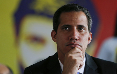 Гуайдо заявил, что часть чиновников администрации Мадуро сбежала в Турцию