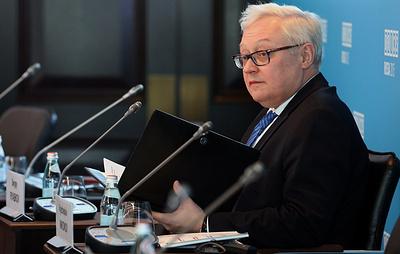 Рябков сообщил, что проведет встречу со спецпредставителем США по Венесуэле 19 марта