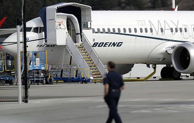 Авиационные власти США проверяют предлагаемое Boeing обновленное ПО для самолетов 737 MAX