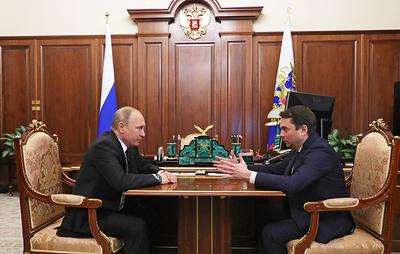 Путин принял отставку губернатора Мурманской области